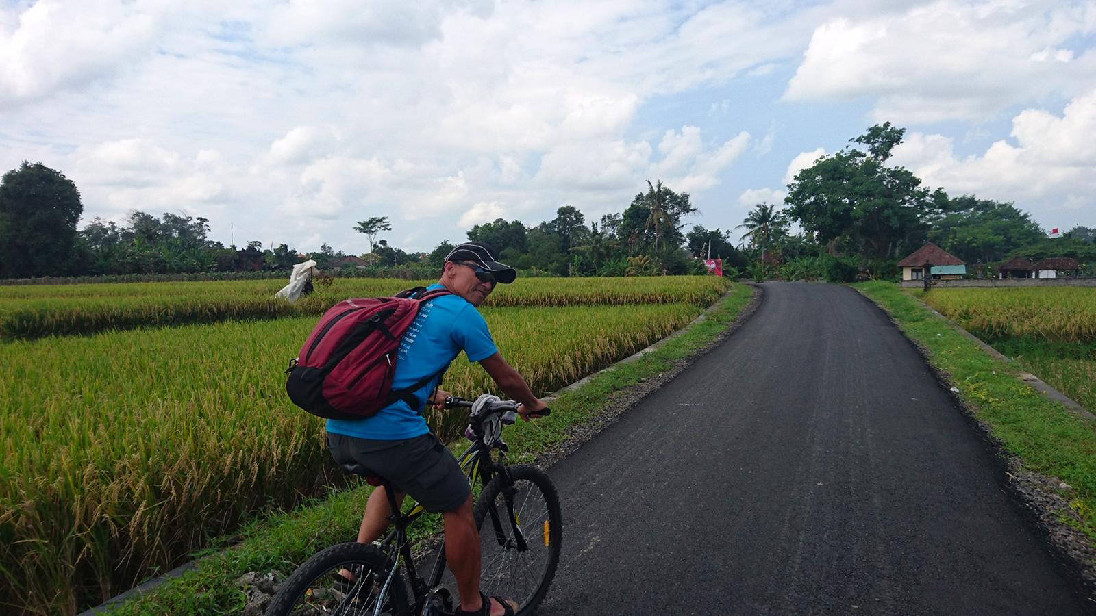 【オーダーメイド旅】自転車でバリ島一周できるかな?ケンイチローさんと尾島の無謀旅