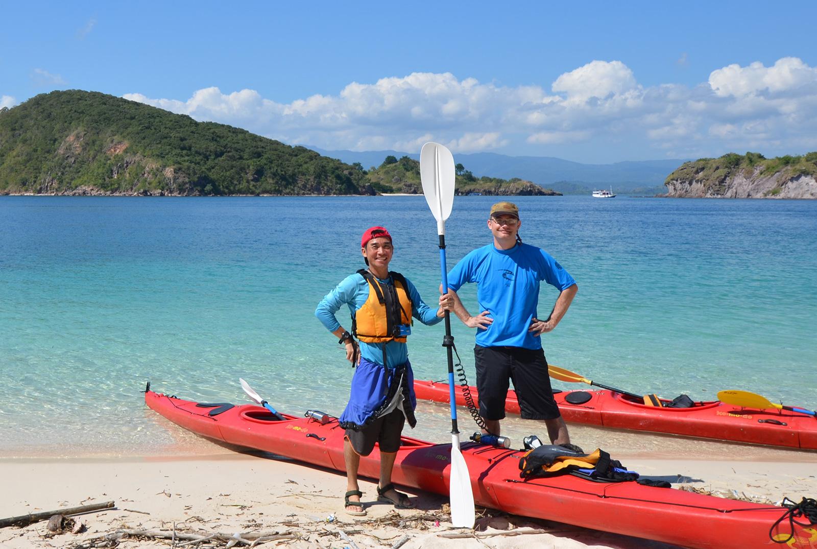 【コモド島】カヤックで島巡り、コモドドラゴン探し&インドネシアのマチュピチュで泊まる旅